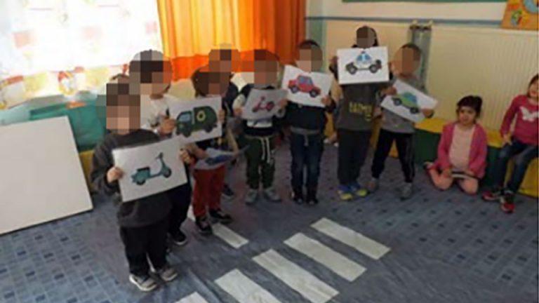 Εκπαιδευτικές επισκέψεις σε παιδικούς σταθμούς