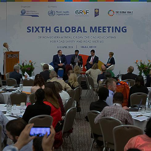 Παγκόσμιο Συνέδριο ΜΚΟ για την Οδική Ασφάλεια